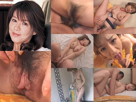 [Jukujo_club-4441] Desperate cock you can not heal in masturbation